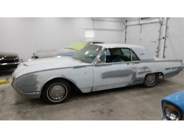 1962 Ford Thunderbird (CC-1213615) for sale in Cadillac, Michigan