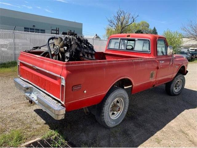 1972 Chevrolet C20 (CC-1213620) for sale in Cadillac, Michigan