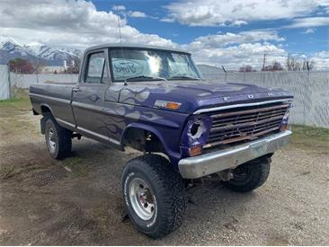 1968 Ford F250 (CC-1213622) for sale in Cadillac, Michigan