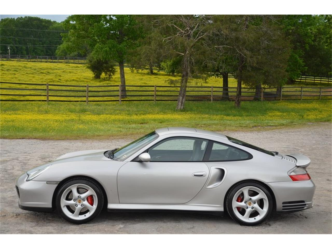 2002 Porsche 996 Turbo Cabriolet (CC-1213623) for sale in Lebanon, Tennessee