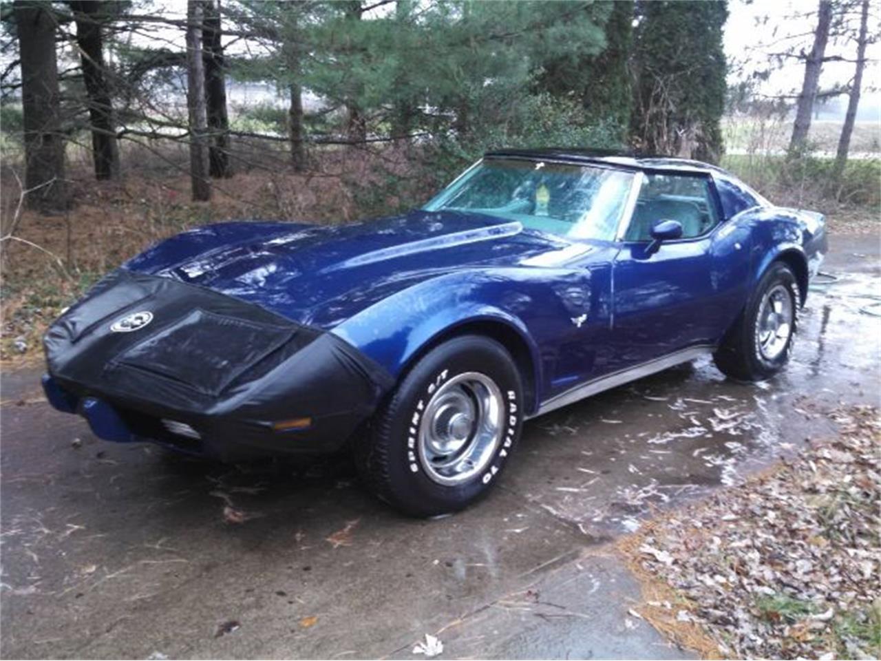 1977 Chevrolet Corvette (CC-1213641) for sale in Cadillac, Michigan