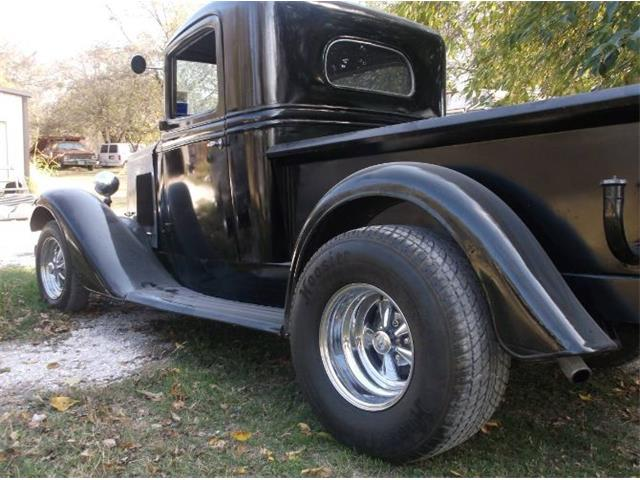 1934 International Pickup (CC-1213650) for sale in Cadillac, Michigan
