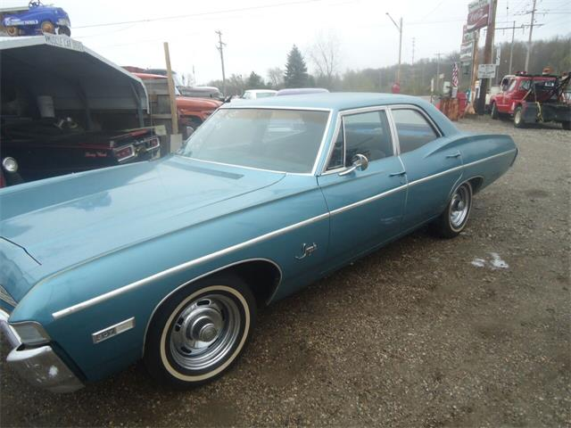 1968 Chevrolet Impala (CC-1213825) for sale in Jackson, Michigan