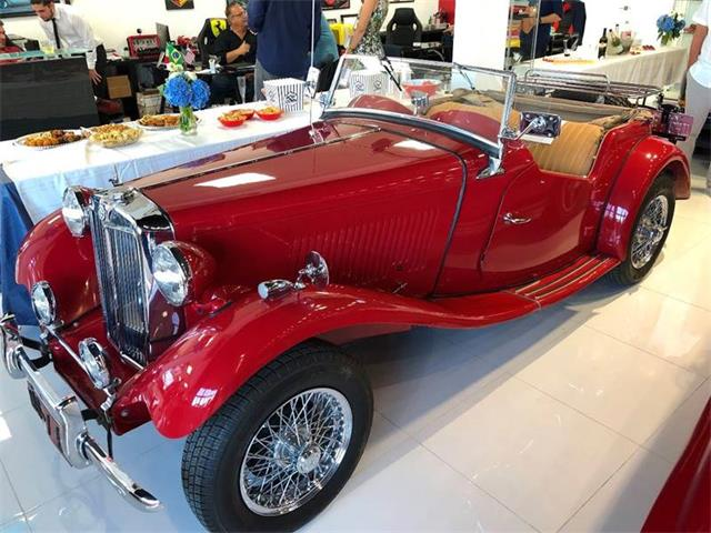 1954 MG TD (CC-1213828) for sale in Fort Lauderdale, Florida