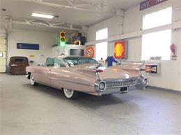 1959 Cadillac Series 62 (CC-1210385) for sale in Clarklake , Michigan
