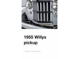 1955 Willys Jeep (CC-1213850) for sale in Cadillac, Michigan