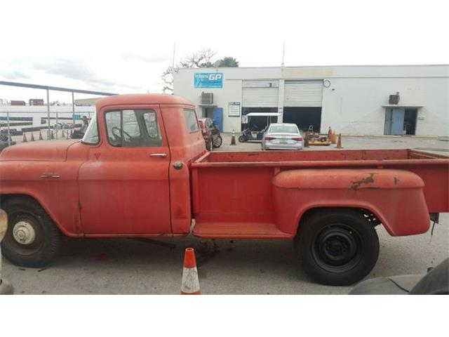 1956 GMC Pickup (CC-1213851) for sale in Cadillac, Michigan