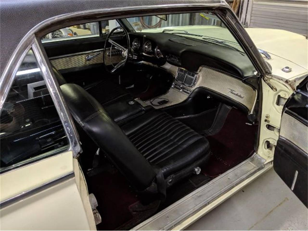1962 Ford Thunderbird (CC-1213855) for sale in Cadillac, Michigan