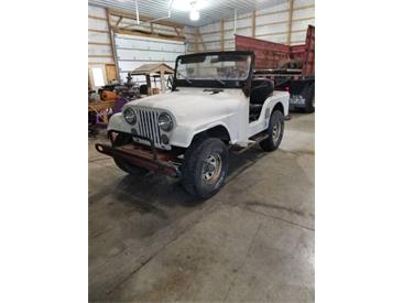 1973 Jeep CJ5 (CC-1213858) for sale in Cadillac, Michigan
