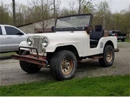 1973 Jeep CJ5 (CC-1213858) for sale in Cadillac, Michigan