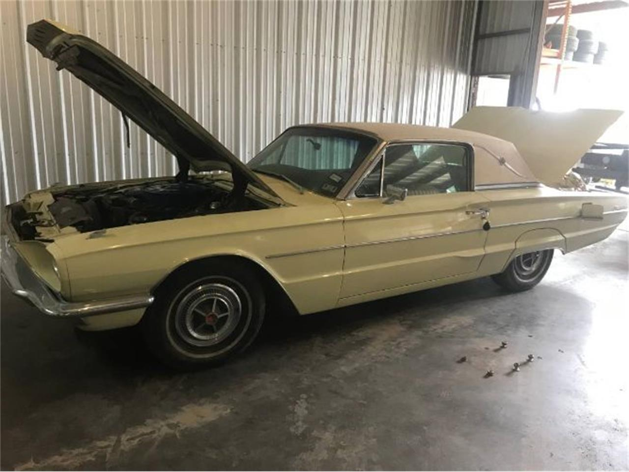1966 Ford Thunderbird (CC-1213862) for sale in Cadillac, Michigan