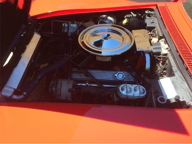 1972 Chevrolet Corvette (CC-1213894) for sale in Cadillac, Michigan
