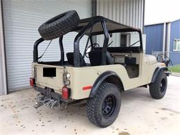 1973 Jeep CJ5 (CC-1213899) for sale in Cadillac, Michigan