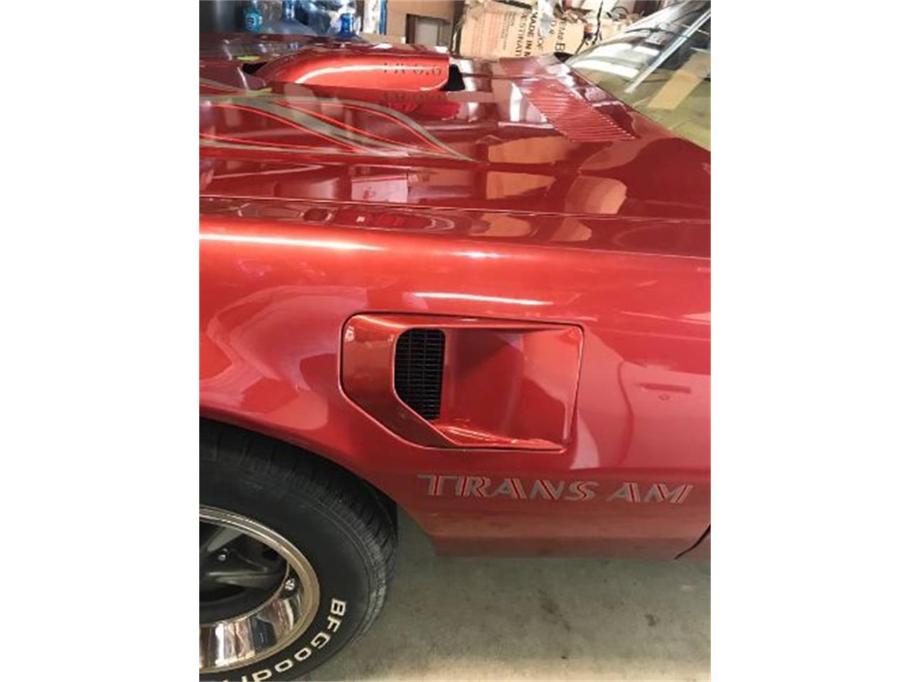 1976 Pontiac Firebird Trans Am (CC-1213902) for sale in Cadillac, Michigan