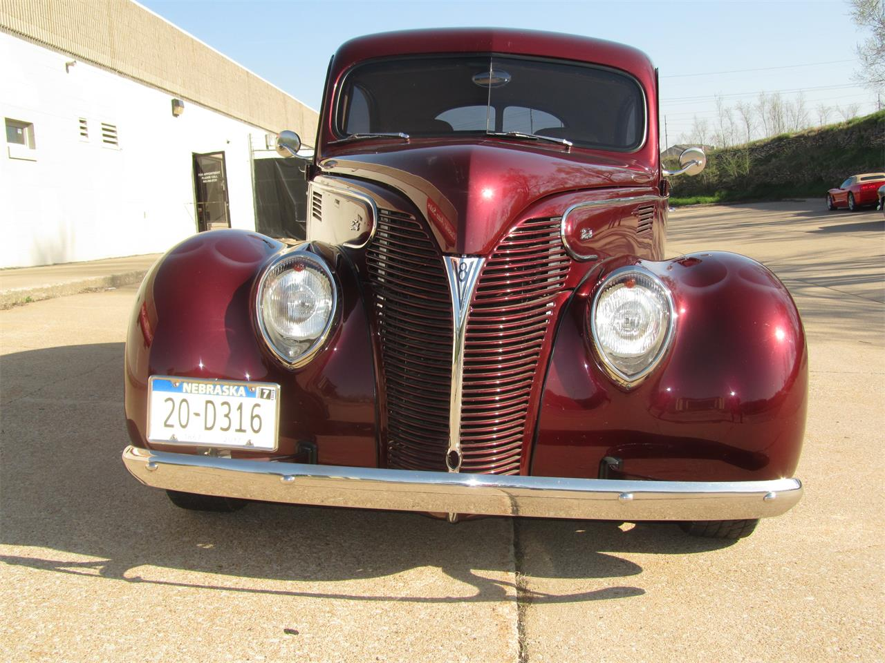 1939 Ford 2-Dr Coupe (CC-1210391) for sale in Omaha, Nebraska
