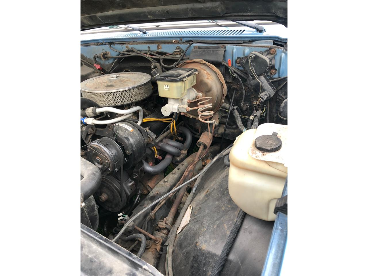 1986 Chevrolet C10 (CC-1213912) for sale in Davison, Michigan