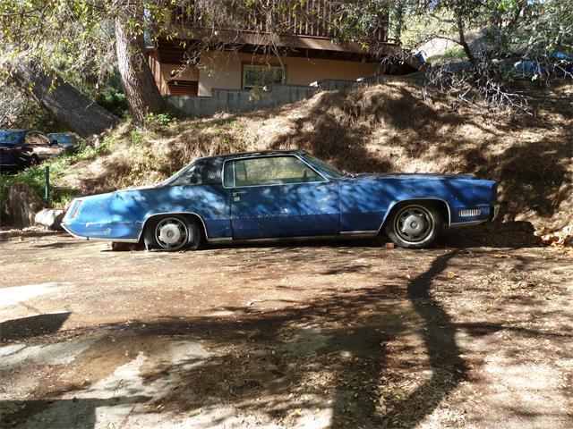 1967 Cadillac Eldorado (CC-1213913) for sale in Sierra Madre, California