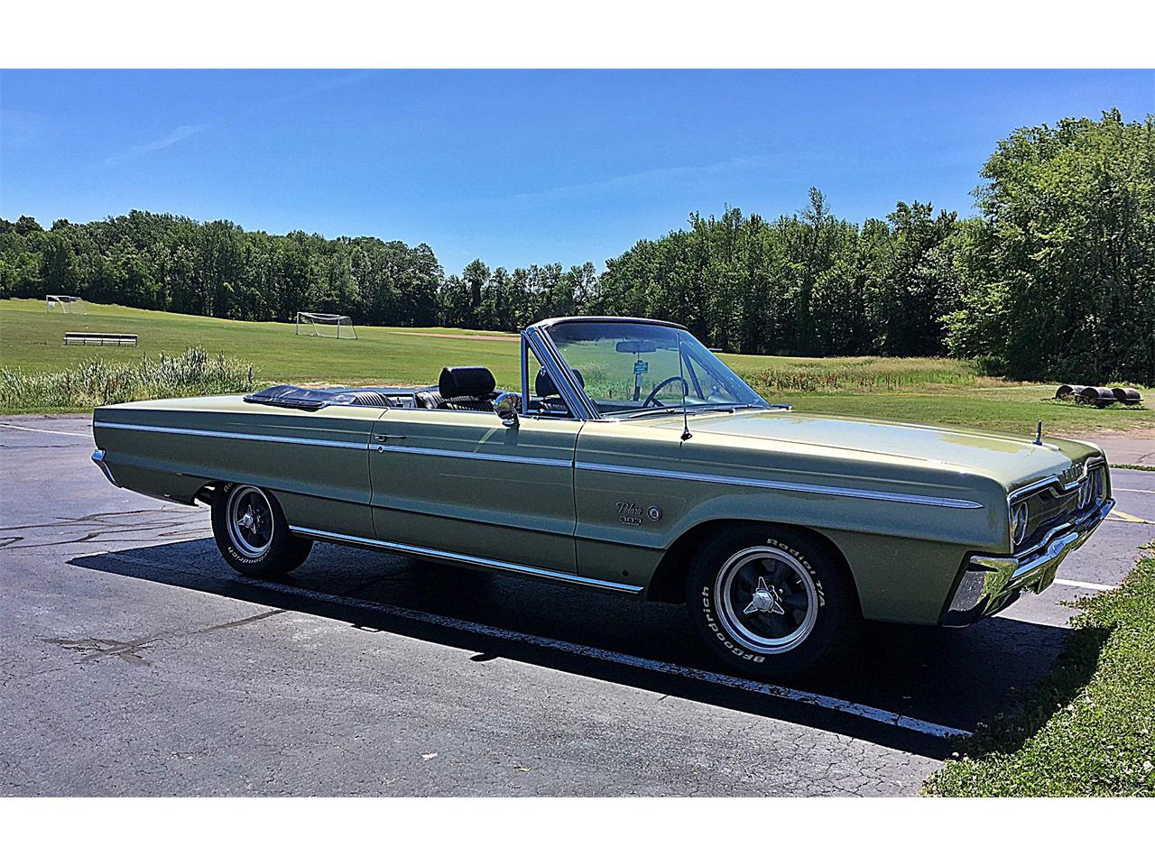 1966 Dodge Polara (CC-1213914) for sale in Sodus, New York