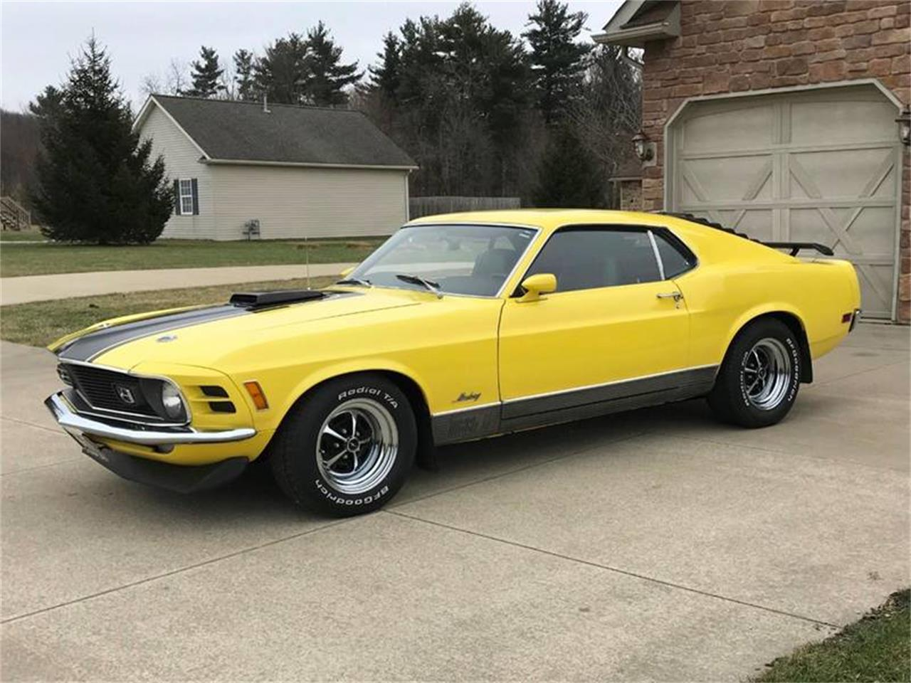 1970 Ford Mustang (CC-1210393) for sale in Orville, Ohio