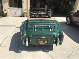1958 Triumph TR3A (CC-1213942) for sale in Grand Terrace, California