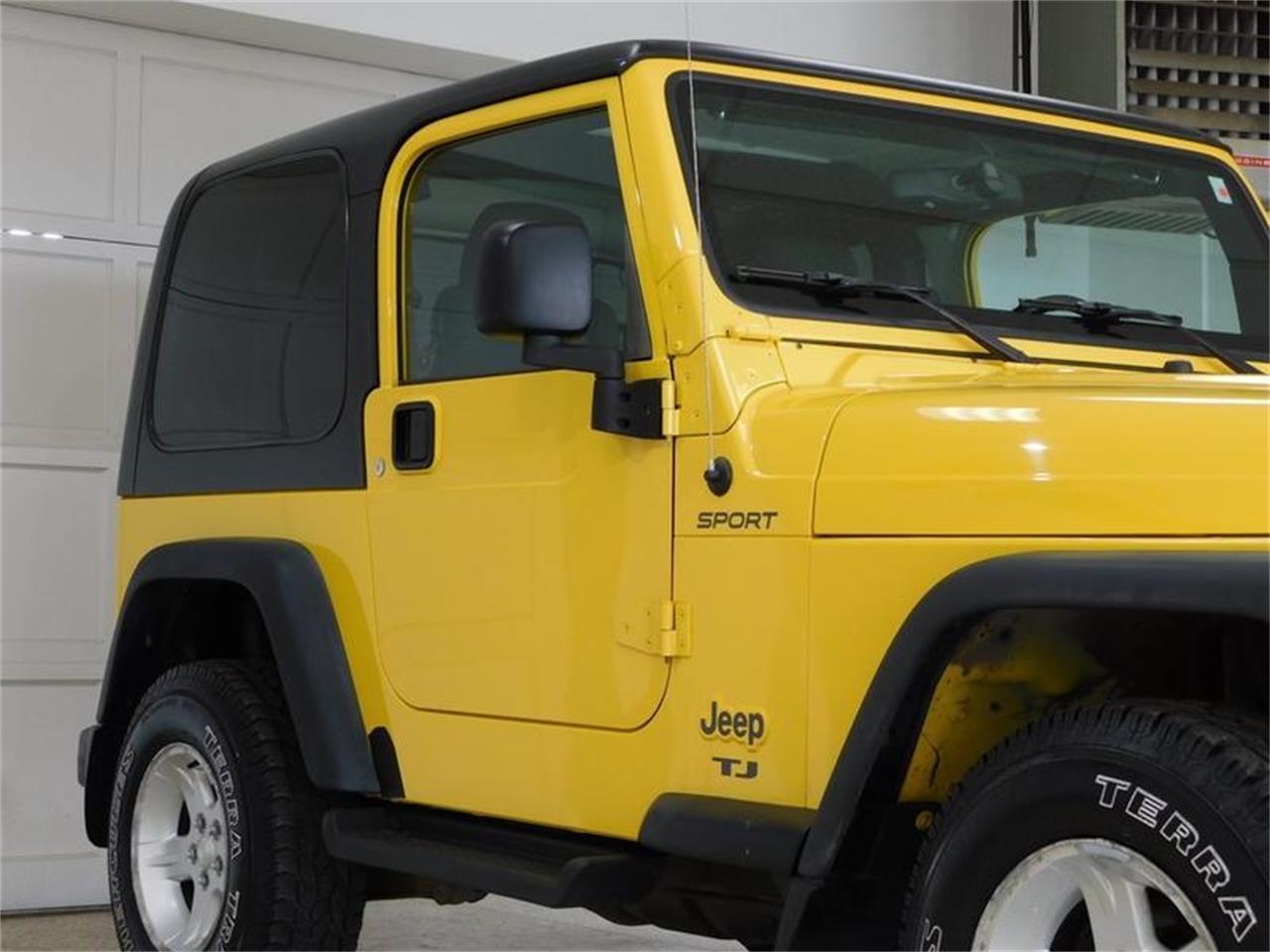 2006 Jeep Wrangler (CC-1213960) for sale in Hamburg, New York