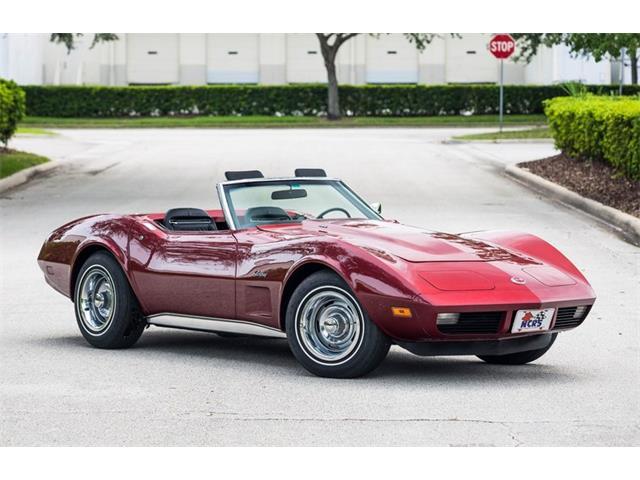 1974 Chevrolet Corvette (CC-1213992) for sale in Orlando, Florida
