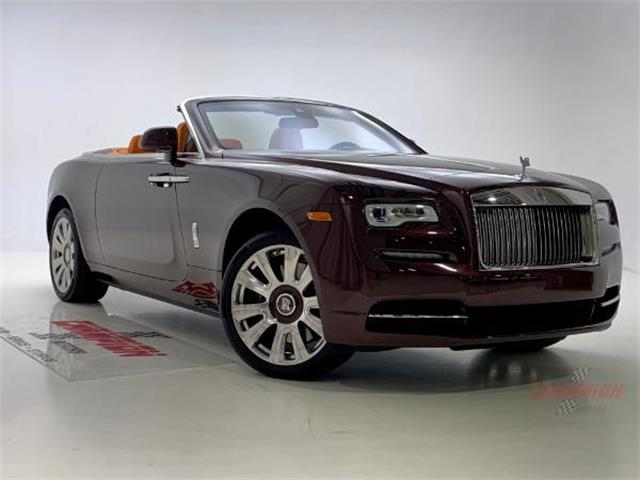 2016 Rolls-Royce Dawn (CC-1214001) for sale in Syosset, New York