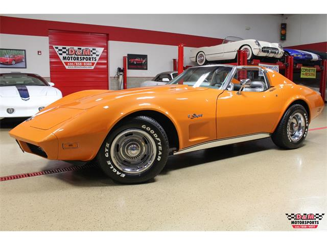 1974 Chevrolet Corvette (CC-1214002) for sale in Glen Ellyn, Illinois