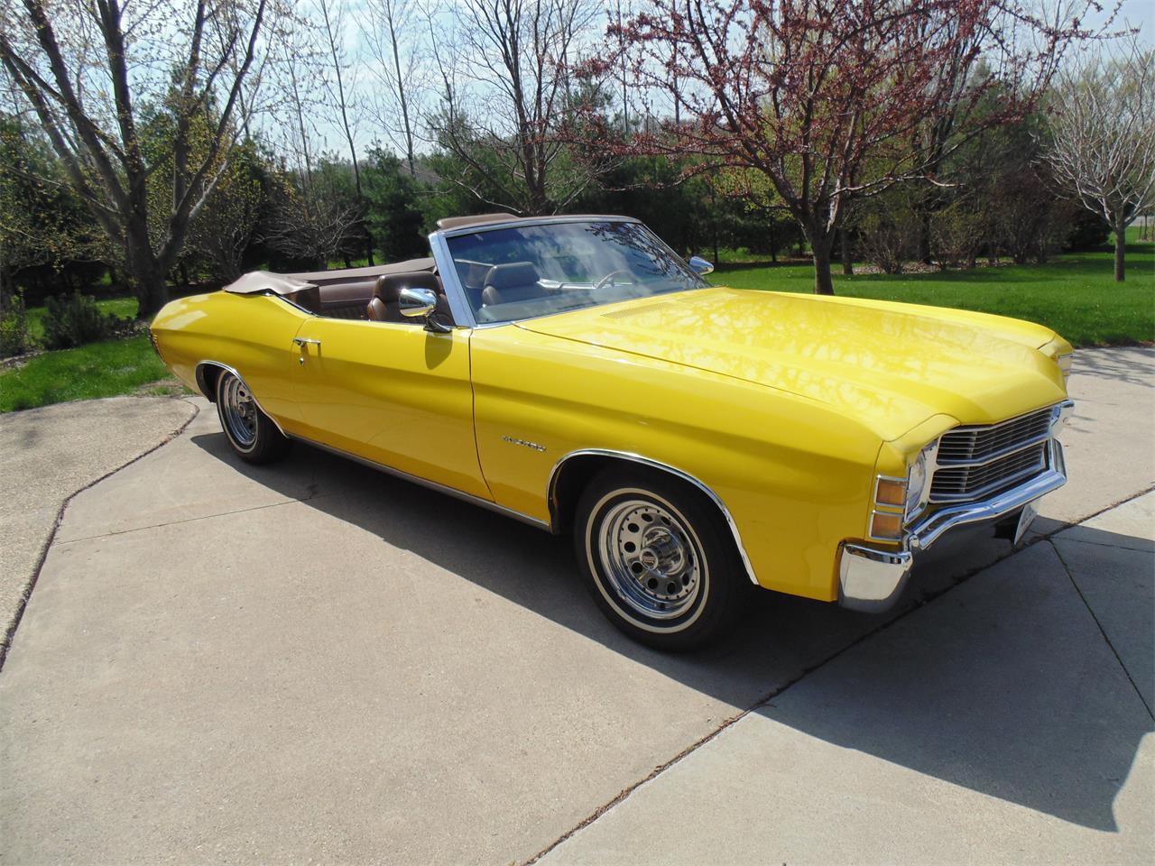 1971 Chevrolet Malibu (CC-1214021) for sale in Rochester, Minnesota