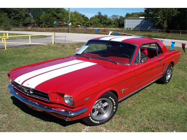 1965 Ford Mustang (CC-1214028) for sale in CYPRESS, Texas