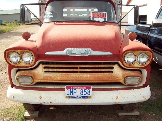 1958 Chevrolet Truck (CC-1214081) for sale in Sioux Falls, South Dakota