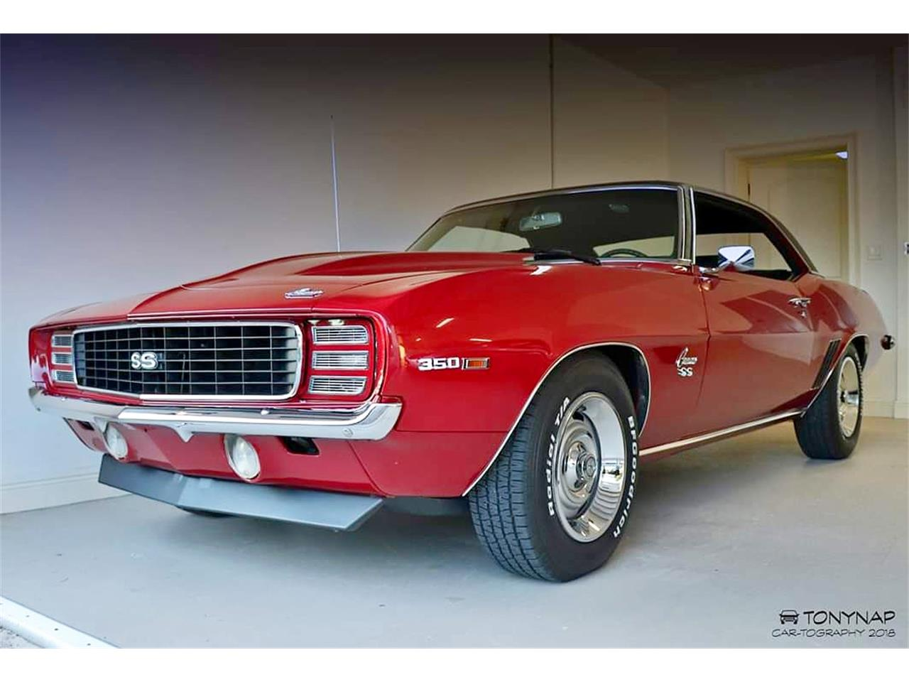 1969 Chevrolet Camaro RS/SS (CC-1214111) for sale in Boynton Beach, Florida