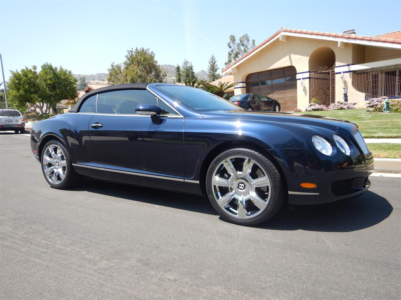 2007 Bentley Continental GTC (CC-1214119) for sale in woodland hills, California