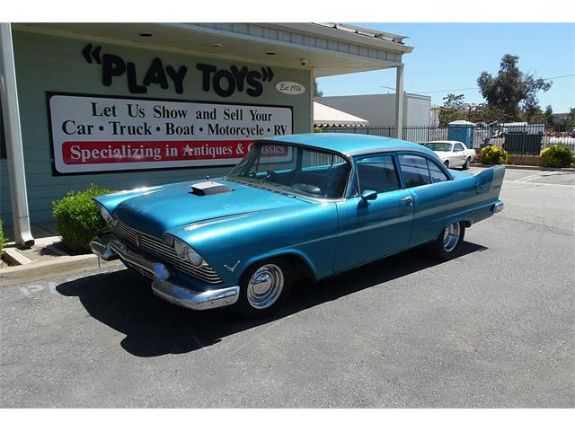 1957 Plymouth Belvedere 2