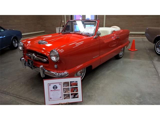 1954 Nash Metropolitan (CC-1210417) for sale in Auburn, Washington
