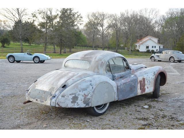 1954 Jaguar XK120 (CC-1214254) for sale in Lebanon, Tennessee