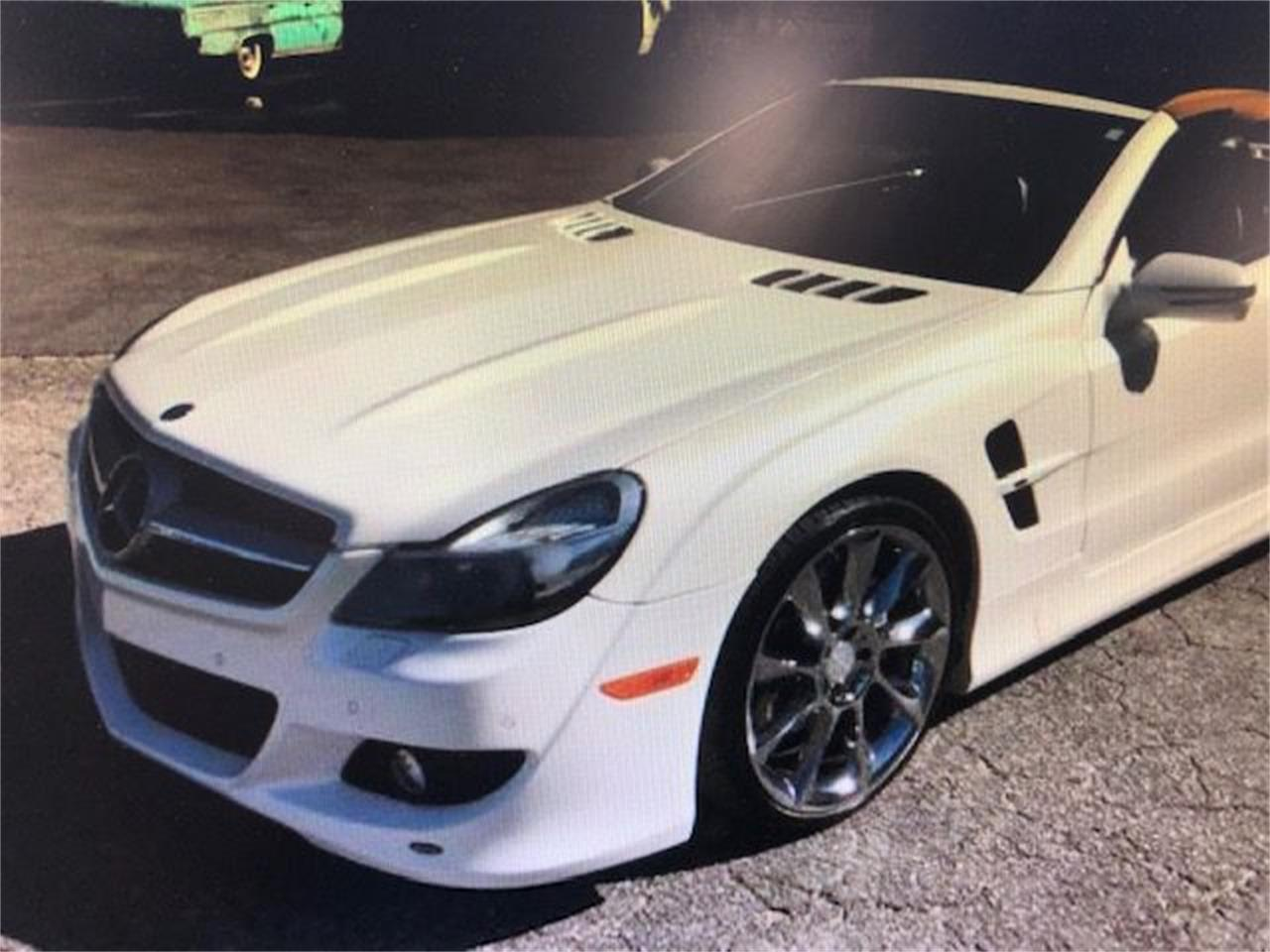 2011 Mercedes-Benz SL-Class (CC-1214263) for sale in Boca Raton, Florida