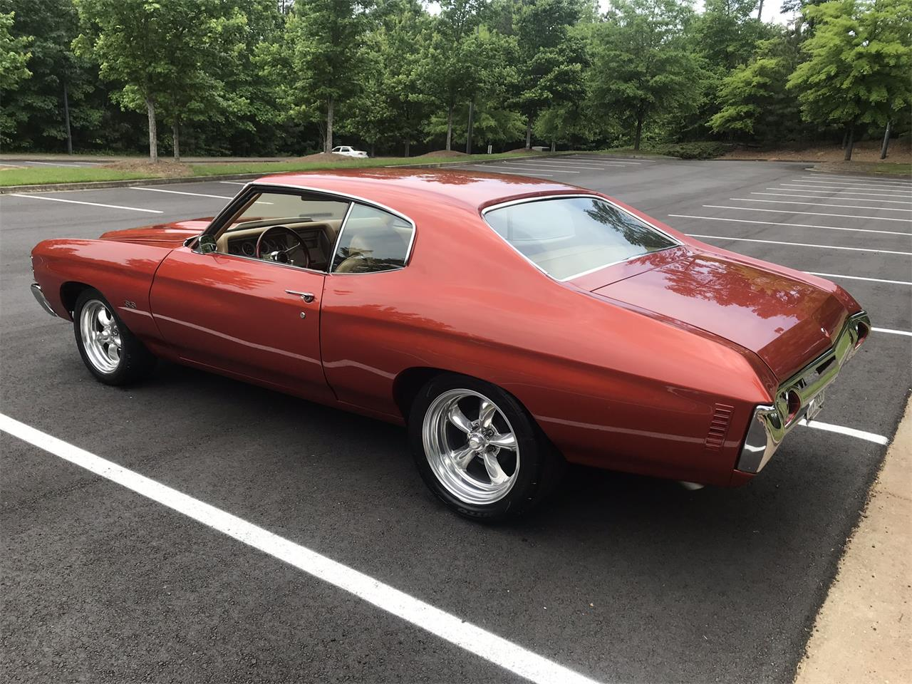 1971 Chevrolet Chevelle SS (CC-1214275) for sale in Norcross, Georgia