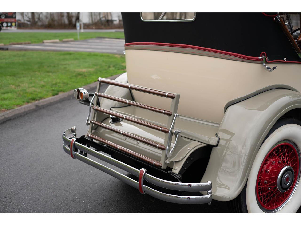 1930 Packard 740 Phaeton (CC-1214291) for sale in Orange, Connecticut