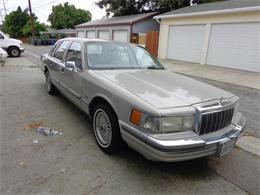1990 Lincoln Town Car (CC-1214297) for sale in Monrovia, California