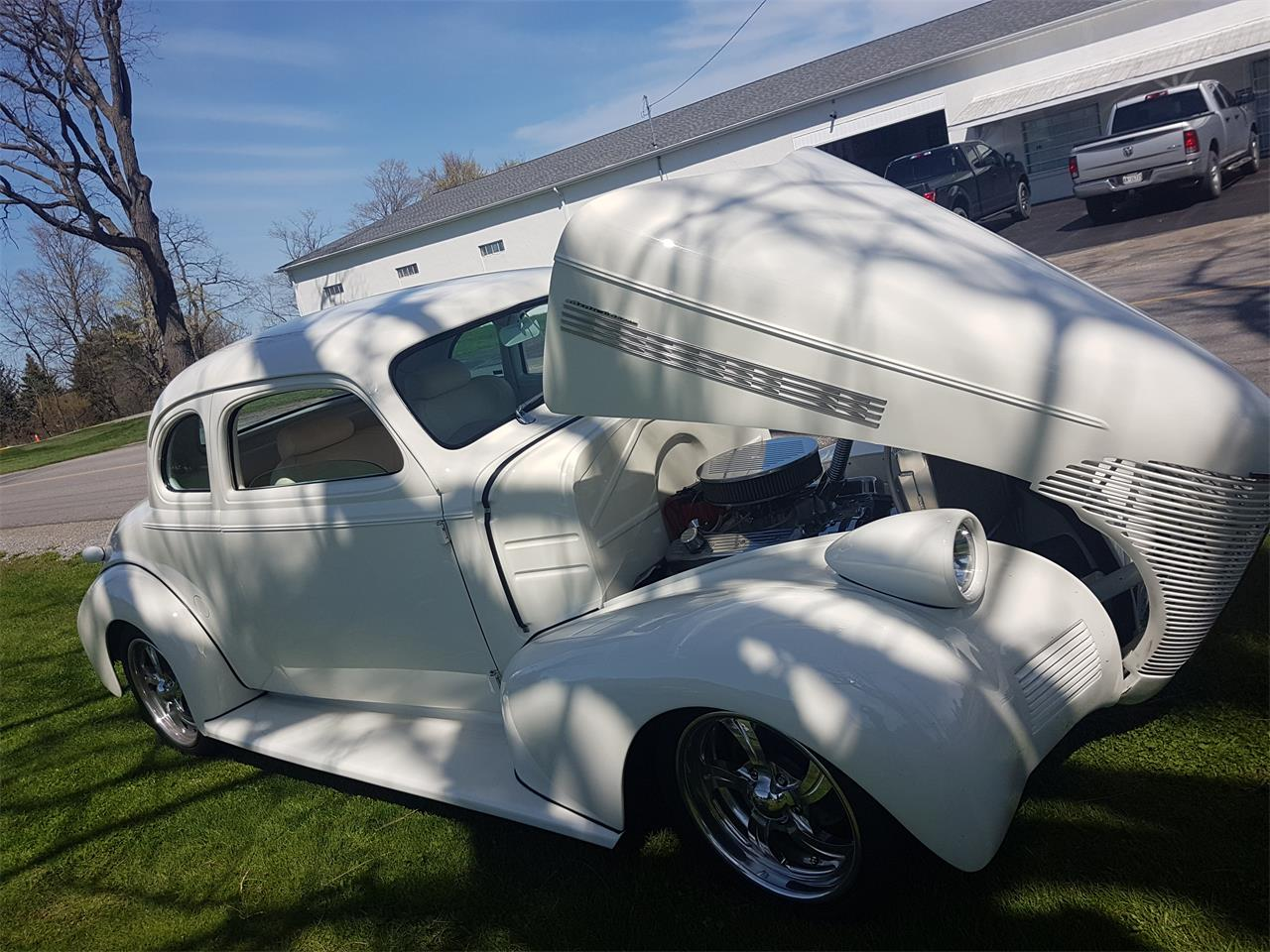 1939 Chevrolet Coupe (CC-1214299) for sale in Welland, Ontario