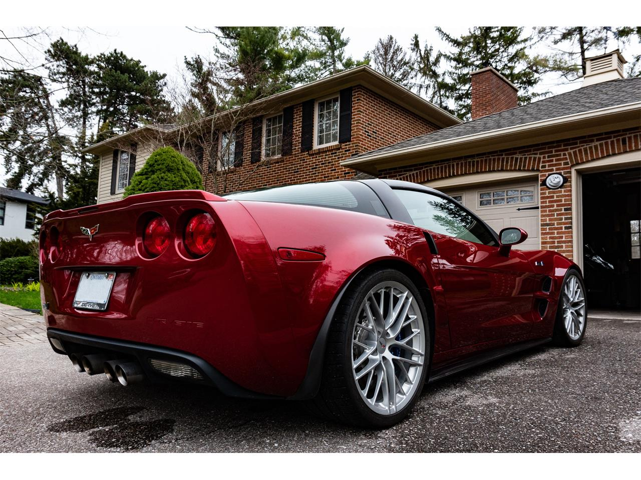 2010 Chevrolet Corvette ZR1 (CC-1214308) for sale in Toronto, Ontario