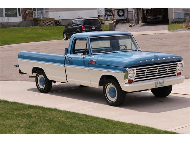 1967 Mercury Pickup (CC-1214324) for sale in Redcliff, Alberta
