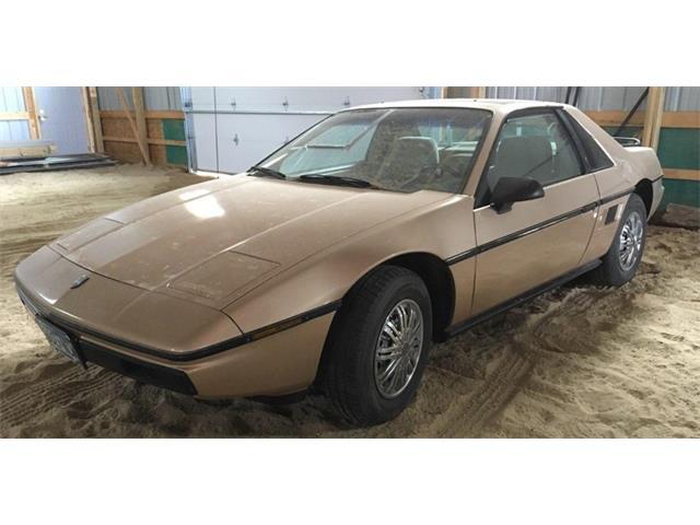 1986 Pontiac Fiero (CC-1210433) for sale in Grand Rapids, Minnesota