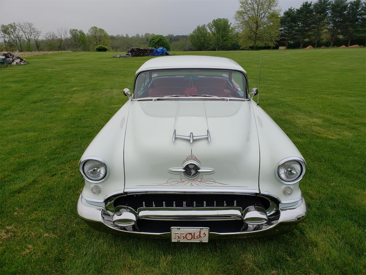 1955 Oldsmobile Holiday 88 (CC-1214346) for sale in Nazareth, Pennsylvania