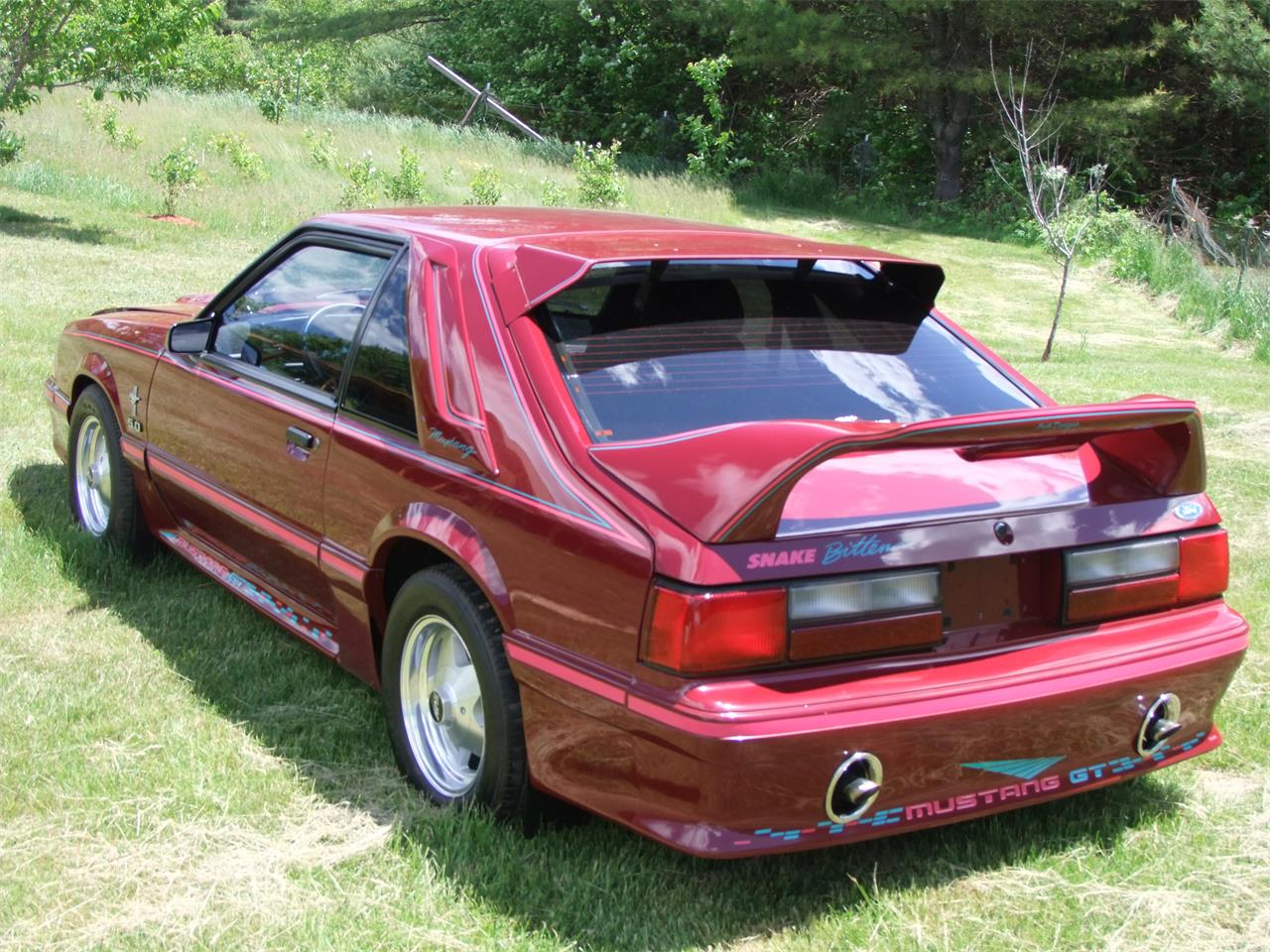 1989 Mustang Gt For Sale Near Me