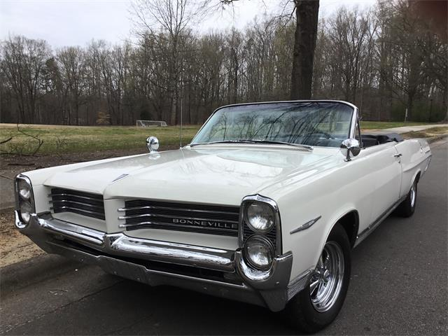 1964 Pontiac Bonneville (CC-1214354) for sale in Raleigh, North Carolina
