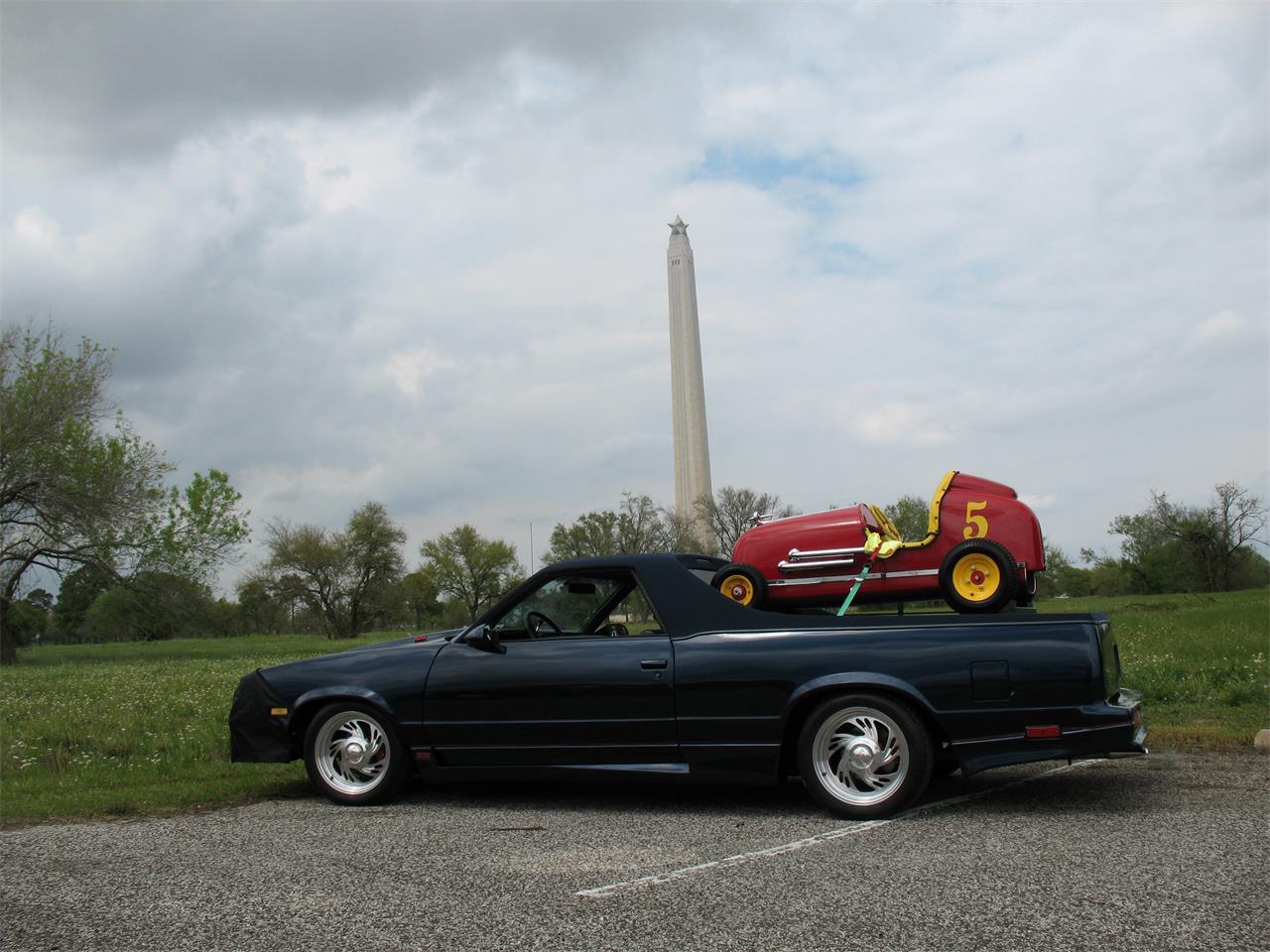 1982 Chevrolet El Camino (CC-1214356) for sale in Crosby, Texas