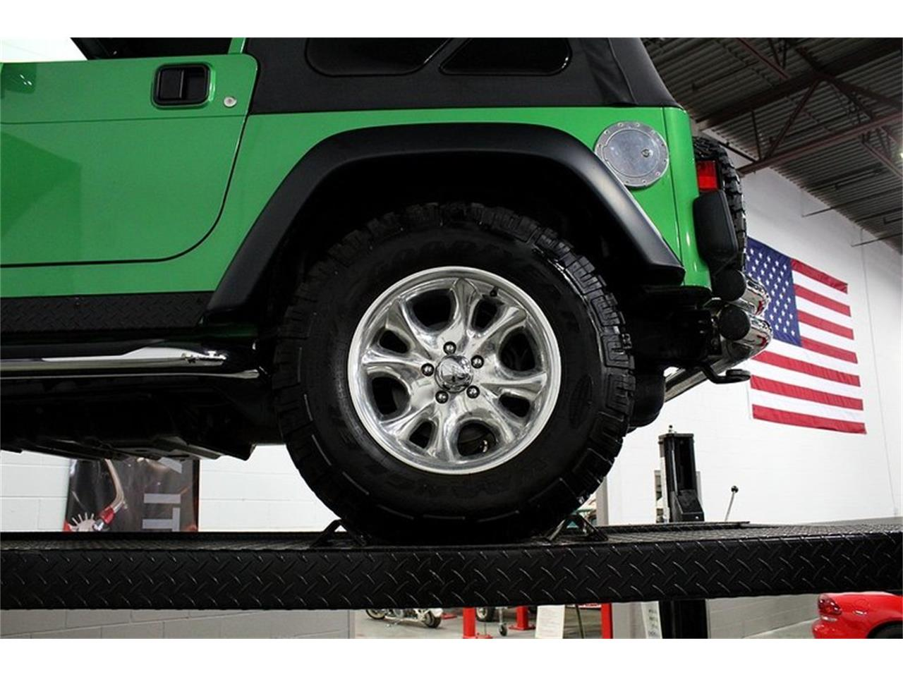 2005 Jeep Wrangler (CC-1214387) for sale in Kentwood, Michigan