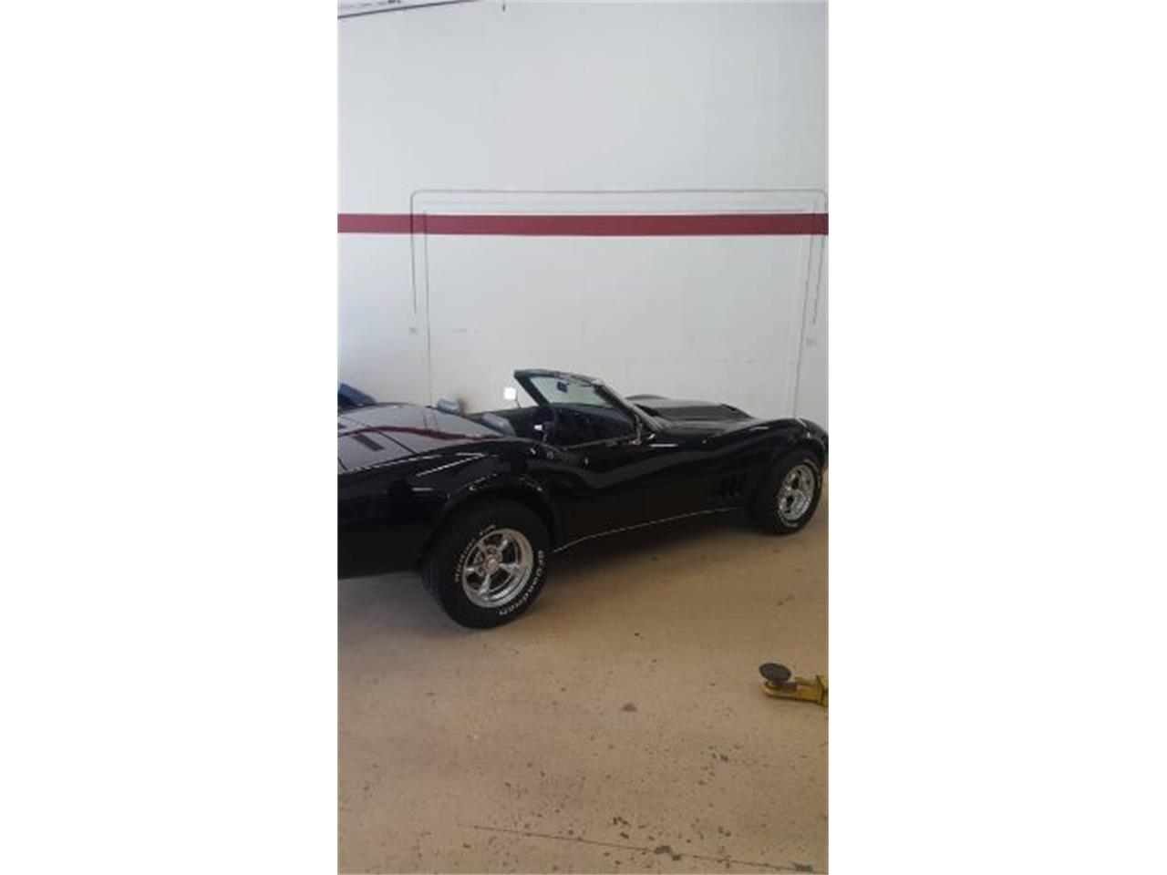 1968 Chevrolet Corvette (CC-1214609) for sale in Cadillac, Michigan